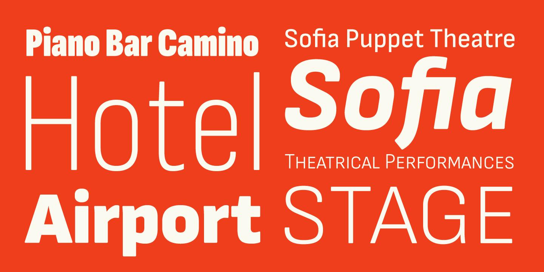 Sofia Sans