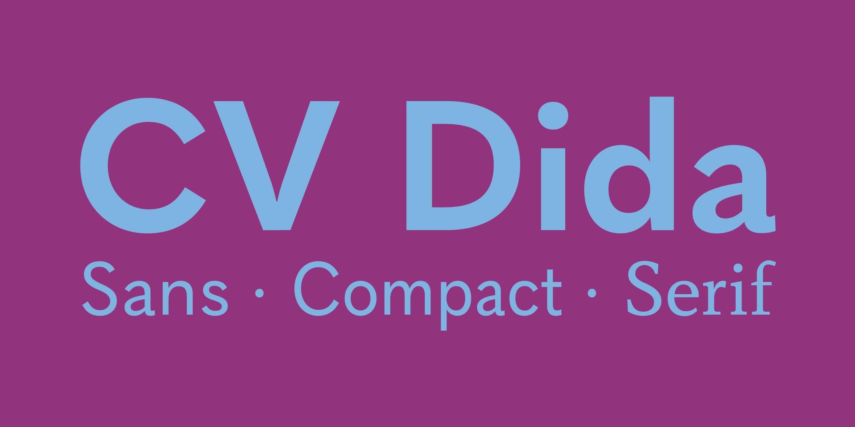 CV Dida